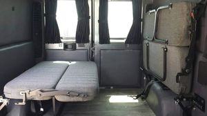 Folding stow away futon/ bench bed seats for camper van, bus, trailer, RVs for Sale in Long Beach, CA