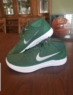 NEW Nike Kobe Bryant AD TB Clover Green Basketball Shoes 942521-302 Men's Size 16.5 for Sale in Lexington, SC