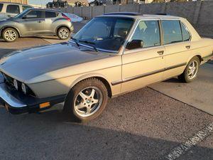 BMW 1988 535i , 210 million for Sale in Denver, CO