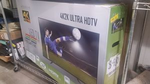 Proscan new 55 inch 4k ultra HD smart tv for Sale in NC, US