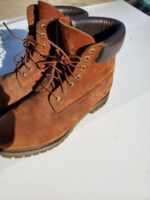 Timberland work boots size 11 for Sale in Rancho Cordova, CA