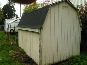8x12 shed you move you haul for Sale in Portland, OR