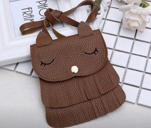 Brown Kids Cat Mini Messenger Bag for Sale in Las Vegas, NV