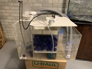 Sump System for salt water aquarium for Sale in Lansing, IL