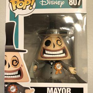 Mayor Funko Pop for Sale in Buena Park, CA
