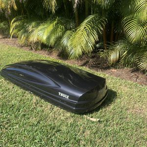 Thule Roof Carrier for Sale in Hobe Sound, FL