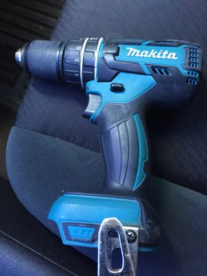Makita drill only no charger no battery for Sale in Rancho Cucamonga, CA