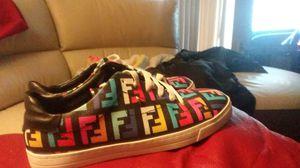 Fendi Men Shoes PICK UP ONLY! for Sale in Washington, DC