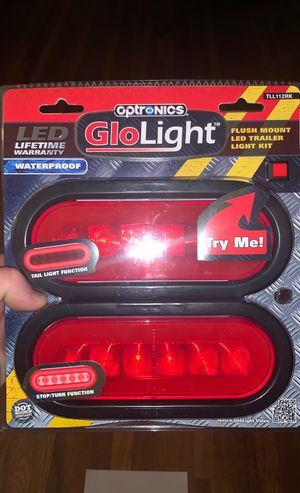 GLO light for a trailer for Sale in Charlotte, NC