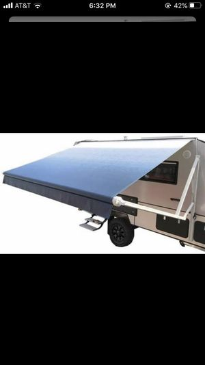 RV/patio Retractable awning 15x8 by Aleko brand new for Sale in Chula Vista, CA