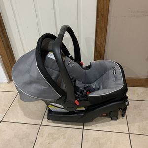 Graco car seat & base for Sale in Lynn, MA