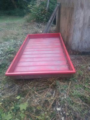 Fiberglass tray for Sale in Olympia, WA