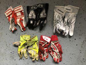 Used Softball/baseball batting gloves for Sale in Las Vegas, NV