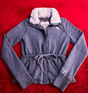 Abercrombie & Fitch Hoodie Jacket for Sale in Las Vegas, NV
