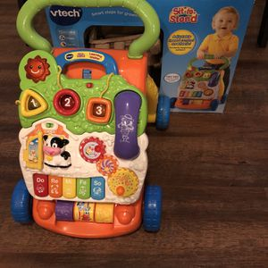 Vtech Sit-to-Stand Learning Walker for Sale in Richardson, TX