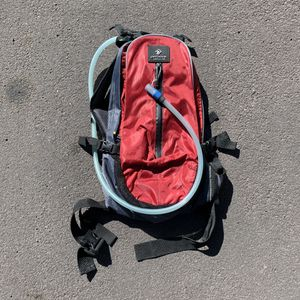 Outdoor 2Liter Red Camel Pack Wetback Hiking Backpack Bag for Sale in Mesa, AZ