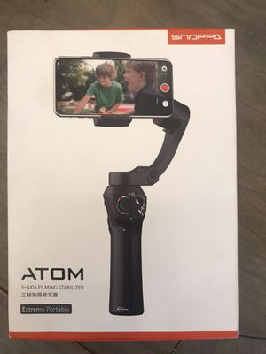 Atom phone stedicam for Sale in Los Angeles, CA
