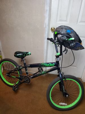 Avigo Freestyle BMX Bike ~ included Helmet for Sale in Santa Ana, CA