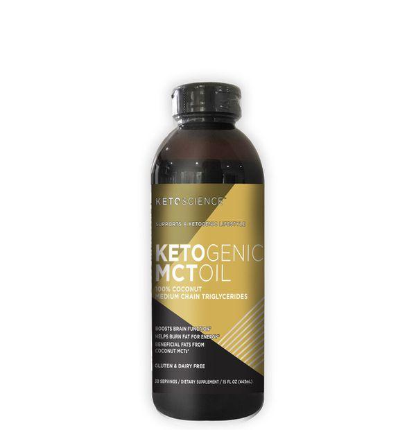 Ketogenic mct oil