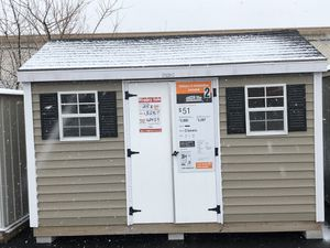 TUFF Shed - Shed USA DISPLAY model CLASSIC- 8x12 was originally $3,287 - I am now selling for $2,459. Makes a great Christmas or Birthday gift! Get i for Sale in Cleveland, OH