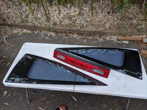 180sx 240sx s13 hatch parts, jdm glass, doors, hatch for Sale in Burien, WA