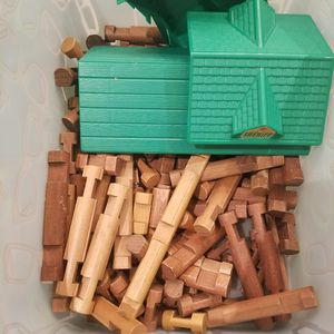 Lincoln logs for Sale in Silver Spring, MD