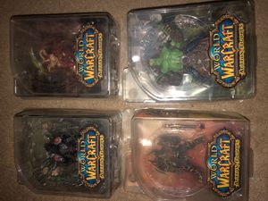 World of Warcraft action figures for Sale in Galt, CA