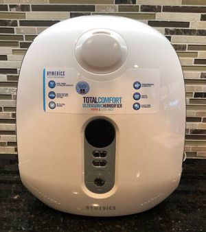 Homedics Total Comfort Ultrasonic Humidifier for Sale in Palatine, IL
