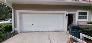Garage Doors, Before and After for Sale in Kissimmee, FL