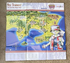 Pokémon Play Mat for Sale in Roswell,  GA