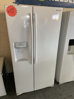 💥💥⚡️Samsung Side By Side Refrigerator 💥💥⚡️ for Sale in Ontario, CA