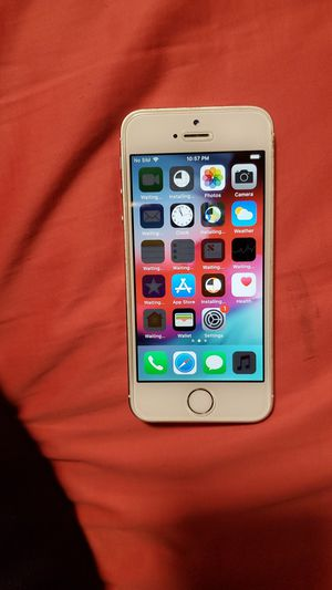 Iphone SE 16GB for Sale in Chicago, IL