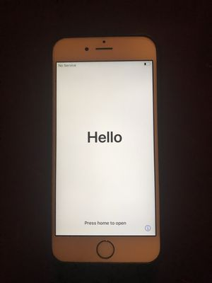 IPhone 6 for Sale in Galena Park, TX