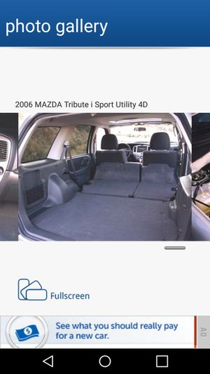 06 Mazda Tribute AWD for Sale in Tremont City, OH