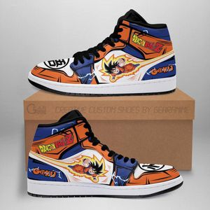 Dragon ball z shoes for Sale in Hanford, CA