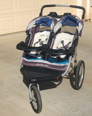 Schwinn Double Stroller for Sale in Bakersfield, CA