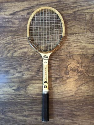 1950's vintage Rawlings tennis racket for Sale in Los Gatos, CA