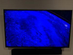 Samsung UN55D6400 55-Inch 1080p 120 Hz 3D LED HDTV (Black) + 55 inch TV mount for Sale in Mars, PA
