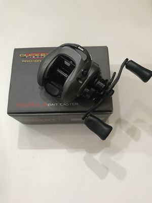 Duckett 300R Pro-Driven right hand baitcaster fishing reel for Sale in Alvin, TX