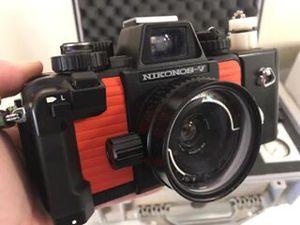 Nikonos-V Underwater Camera for Sale in Rancho Cucamonga, CA