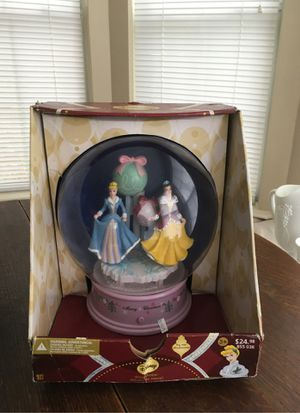 Large Disney snow globe for Sale in Tyler, TX
