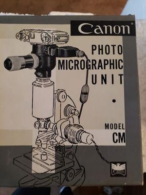Microscopic camera for Sale in Big Lake, MN