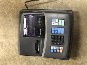 Sharp XE-A106 Electronic Cash Register for Sale in Delaware Bay, US
