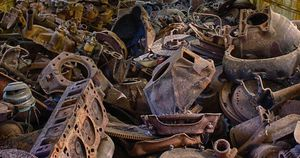 Are you looking to have junk cleaned up..scrap metal, wood, and other things?.. for Sale in Embden, ME