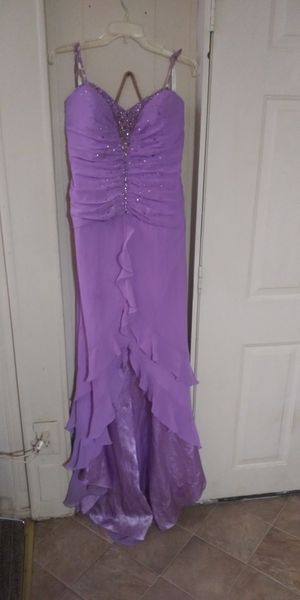 Purple Prom Dress for Sale in Warner Robins, GA