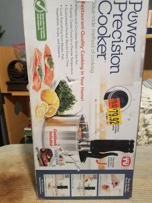 Power precision sous vide cooker for Sale in Montgomery, AL
