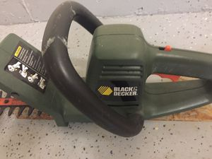 Electric leaf blower and electric saw ! for Sale in Winfield, IL