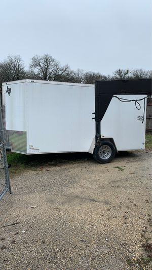 2018 encloused trailer for Sale in Burleson, TX