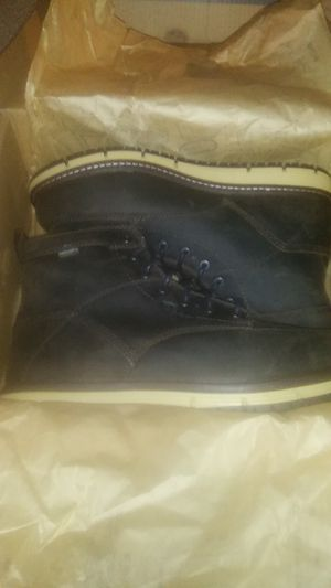 """KEEN work boots SAN JOSE 6"""" WP size 11D for Sale in Philadelphia, PA"""