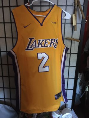 Lonzo Ball jersey for Sale in Milpitas, CA